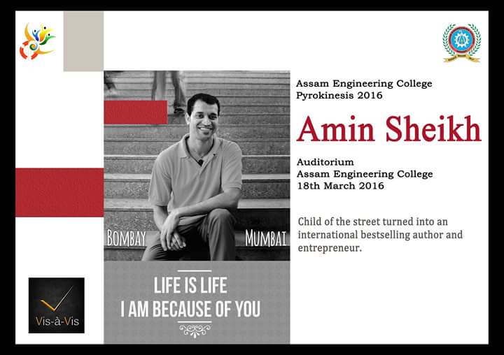 Amin Sheikh Assam College Talk