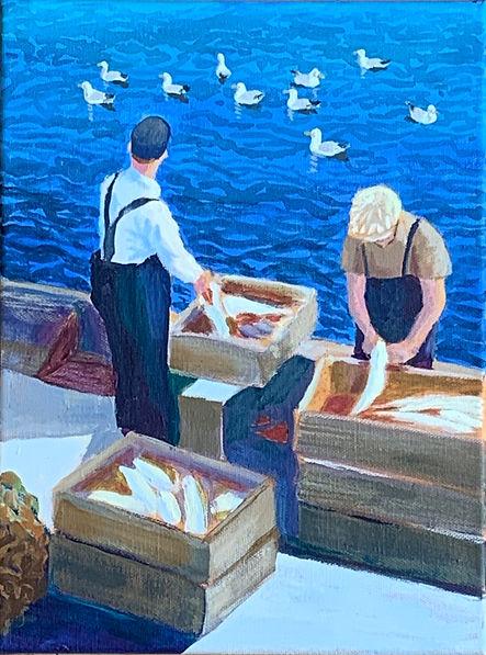 Krisl-Got Fish-12x9-acrylic.jpg