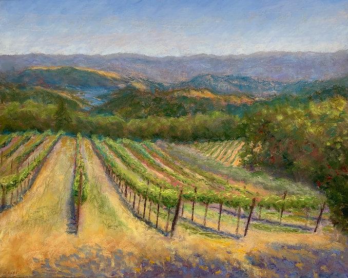 Krisl-Vineyard View-16x20-Pastel.jpg