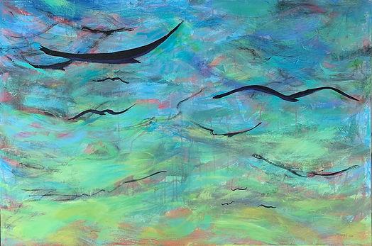 Krisl-Flyaway-24x36-acrylic.jpg