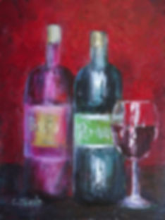 Jarvis,Carolyn-RedWine Art-9x12-oil.jpg