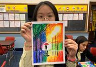 Art Club - Pastel Painting
