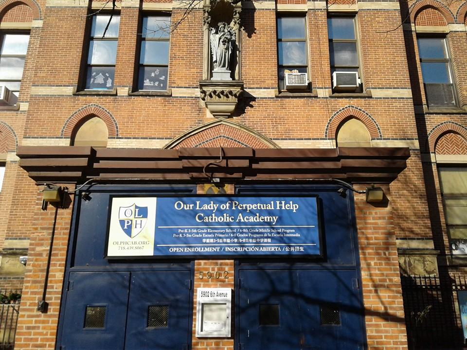 olph catholic academy homework