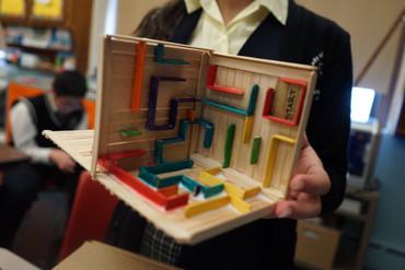 STEM - Marble Maze