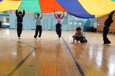 Phys. Ed. - Parachute Games