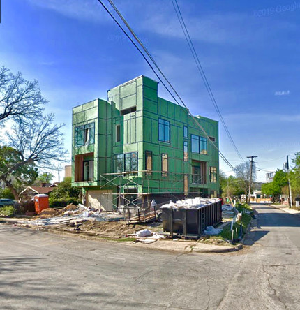 Duplex Water & Sewer Connection: California Dr, Dallas