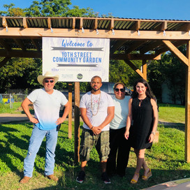 Bringing Water & Irrigation to the 10th St Community Garden