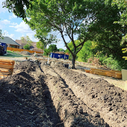 Water & Sewer Connection: W Wintergreen Rd, Lancaster