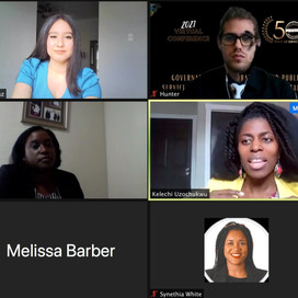 2021 Conference for Minority Public Administrators Panelist: Responsible Real Estate