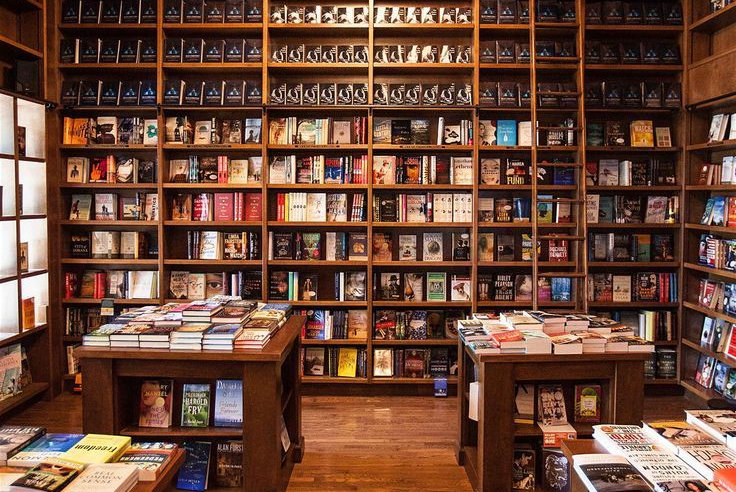 Writers share 11 US bookstores worth tra