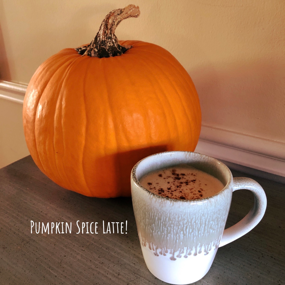 Pumpkin Spice Latte Recipe (without All Of The Sugar