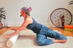 pilates roller 1.8