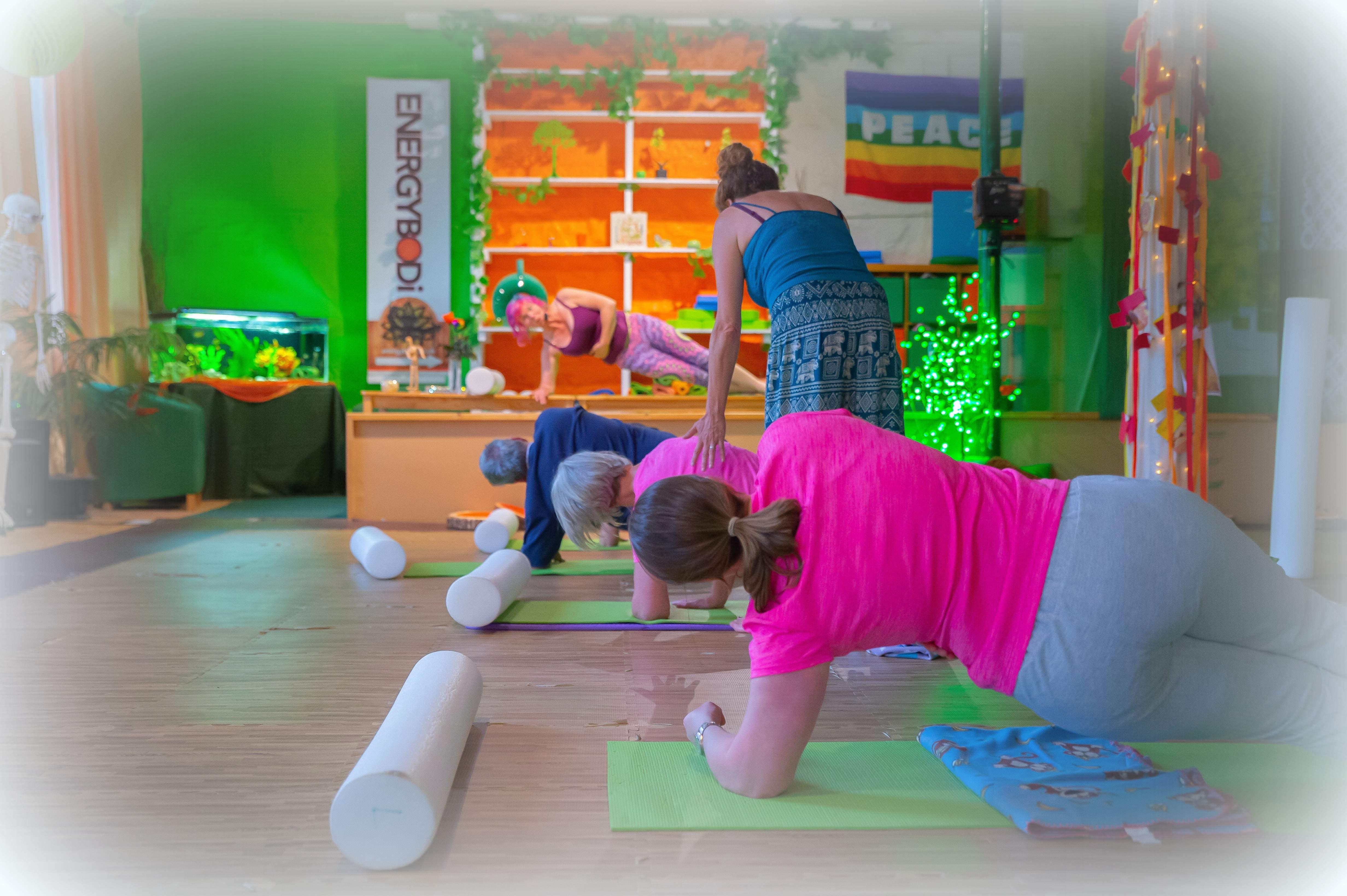Pilates: Core Essentials: Thursday 09:45