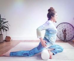 yoga roller1