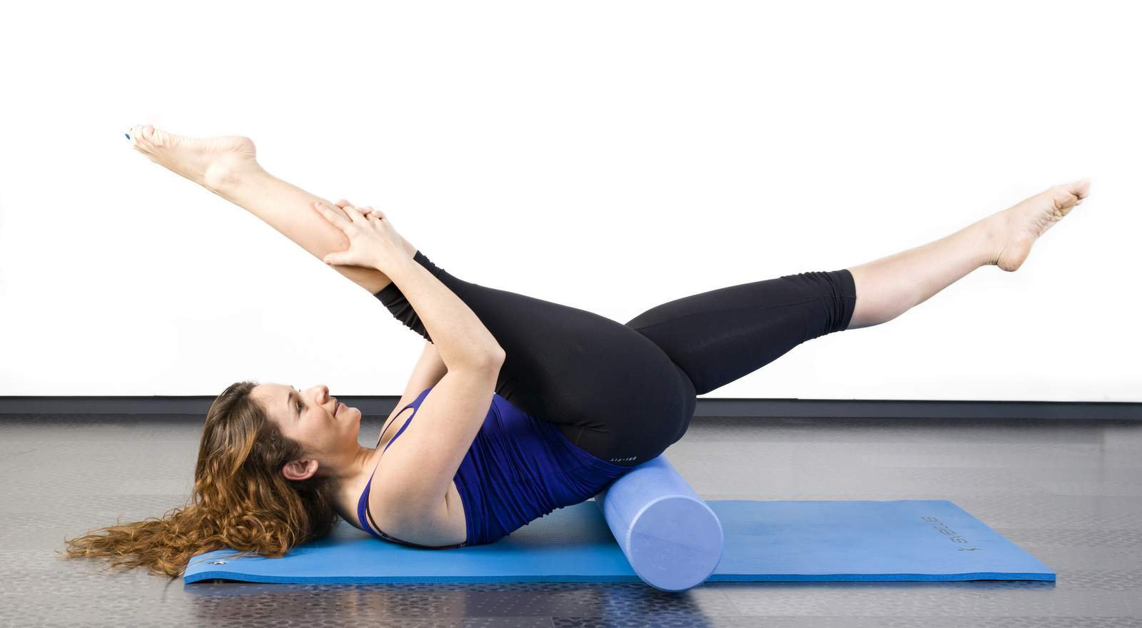 Pilates on a roller: Thurs 18:00