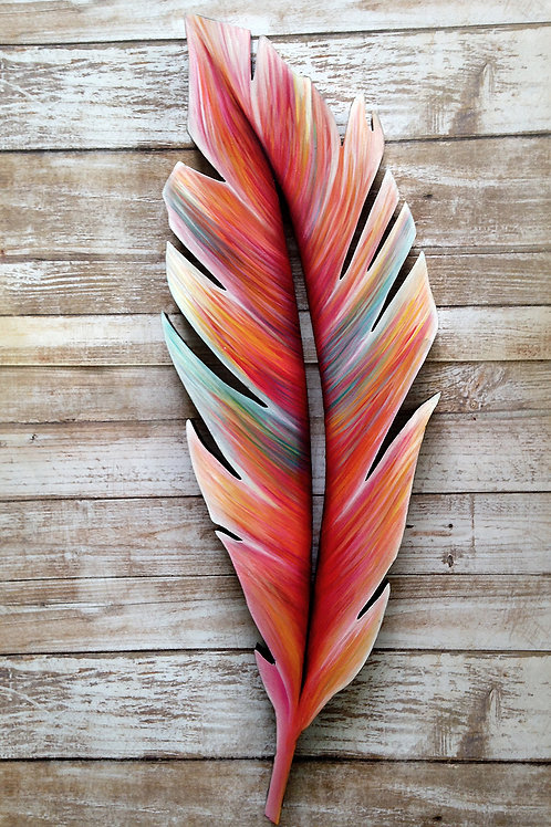 Feather Of Change