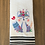 Thumbnail: Sweet Bohemian Purple Fox Hand Towel