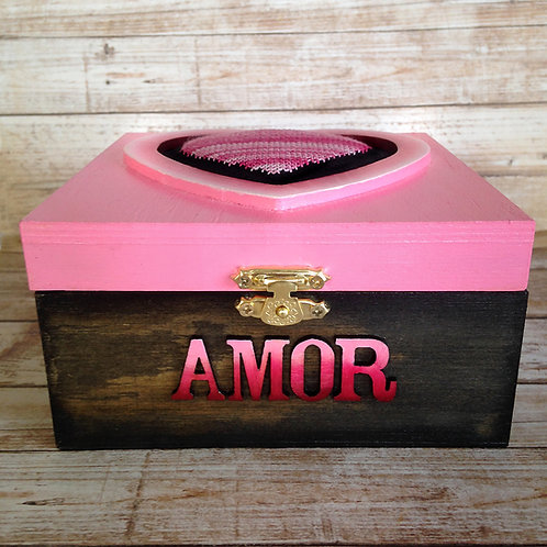 Amor Keepsake Box