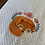 Thumbnail: Sleeping Soundly Fox Hand Towel