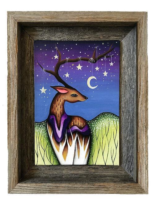Original Painting: Luna De Venado
