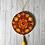 Thumbnail: Bronze Mandala Hand Painted Ornament