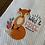 Thumbnail: Wild & Free Fox Hand Towel