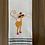 Thumbnail: Sassy Orange Cat Hand Towel