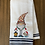 Thumbnail: Sweet Gnome with Bird and Lantern Hand Towel