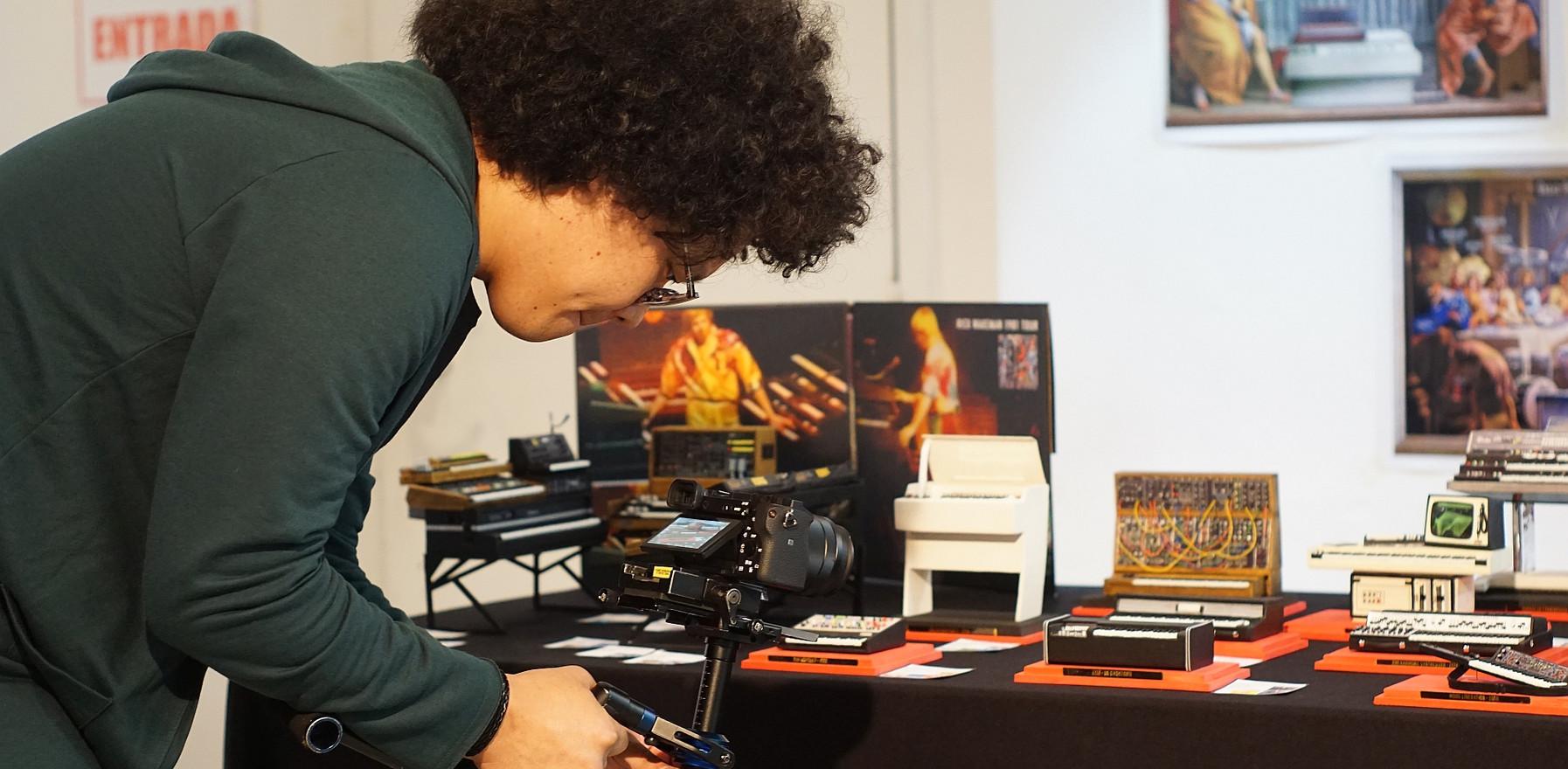 Exposição de Miniaturas de Ronaldo Lopes Teixeira Rolt