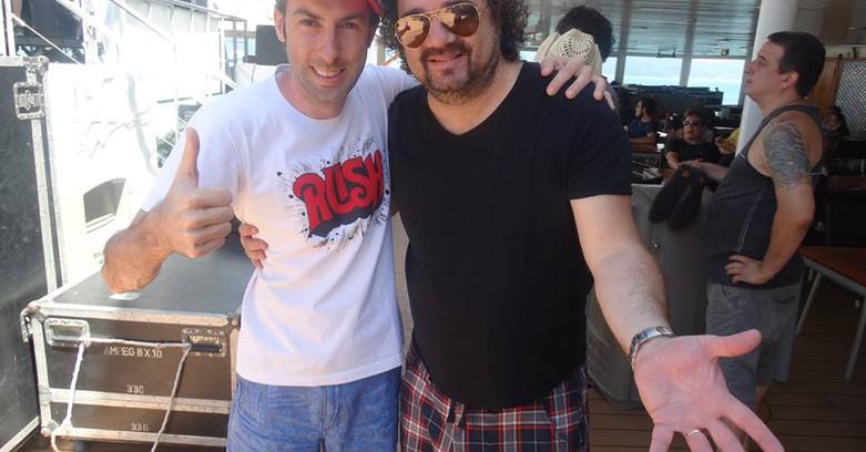 Renato Moog e Vito Montanaro Neto