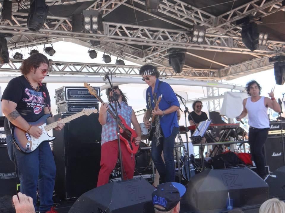 Renato Moog e The Rolling Stones Cover Brasil