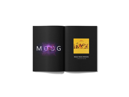Partitura de Mad Man Moon (Tony Banks) | Keyboards