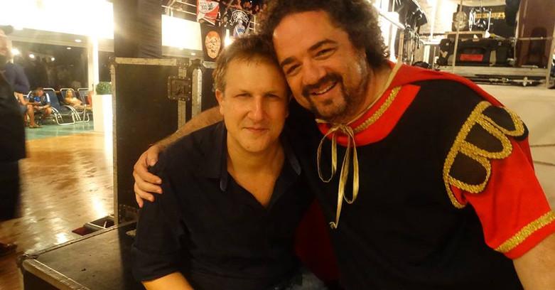 Renato Moog e Philippe Seabra