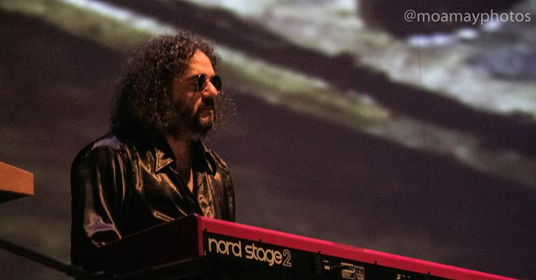 Renato Moog    show The Wall, o filme