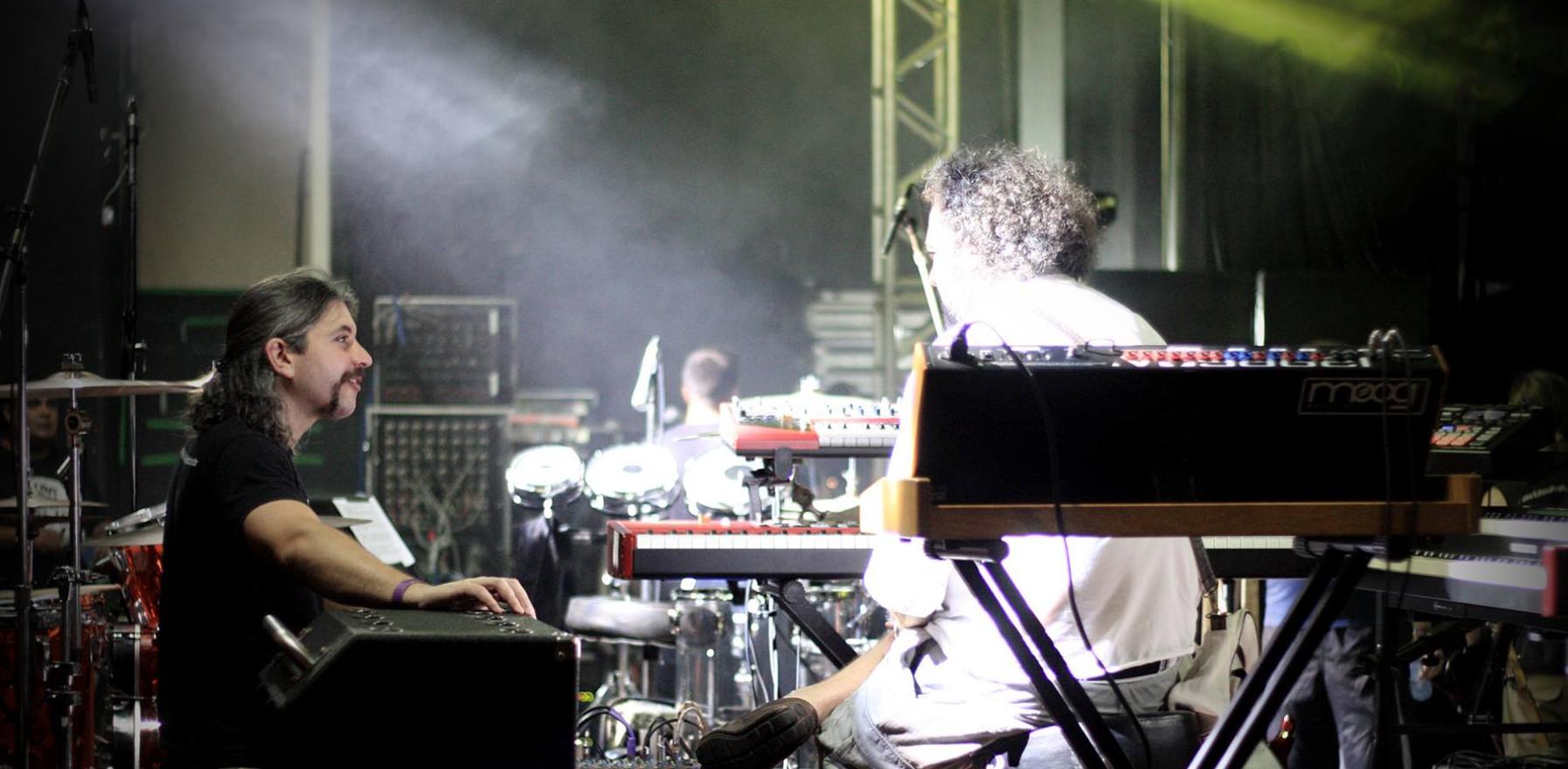 Cassiano MusicMan, Renato Moog