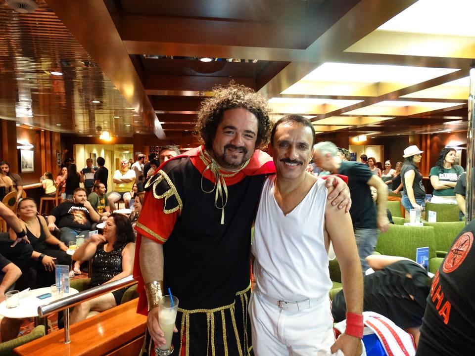 Renato Moog e Antonio Lobato