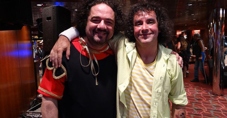 Renato Moog e Fernando Gamba