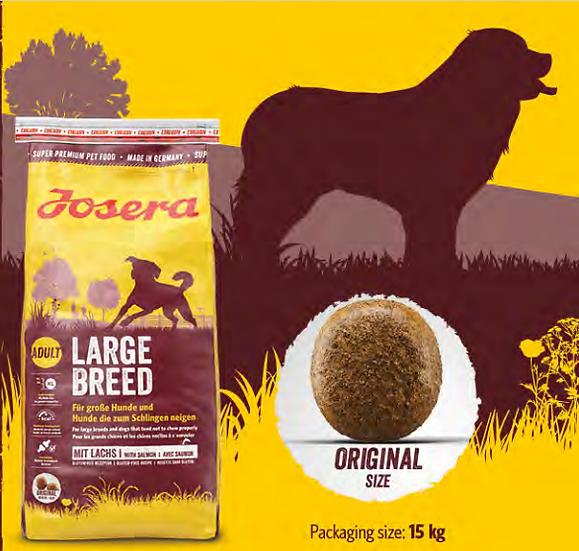 Josera Sample Large Breed