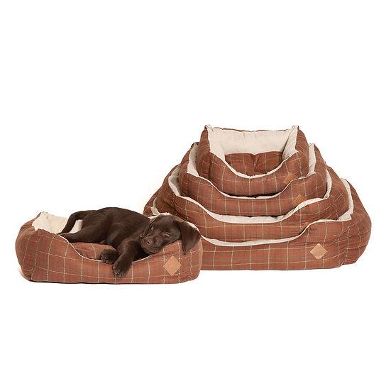 Danish Design Tweed Snuggle or Slumber  Bed