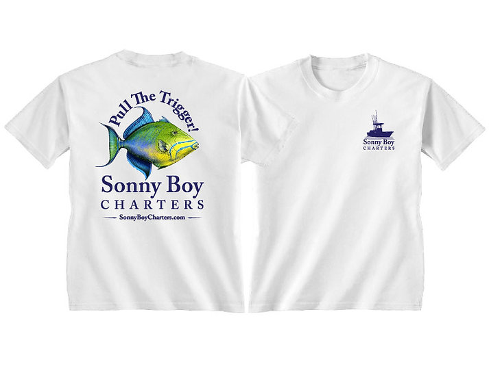"""Pull the Trigger"" SONNY BOY SHIRT - SHORT SLEEVE"