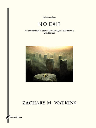 """Selections From """"No Exit"""""""