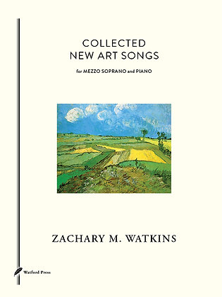 Collected New Art Songs