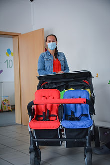Positive Zwischenbilanz in Kinderbetreuung
