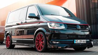 ABT VW T6 DA Team-Bus   ABT Lifestyle