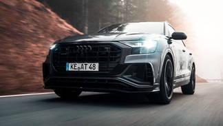 ABT Audi Q8 2019   ABT Sportsline