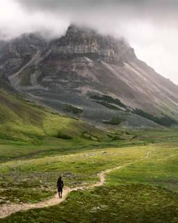 Hiking the Skyline Trail in Jasper National Park, Canada