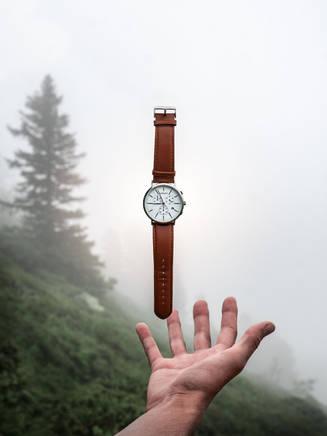 Product photo of Leopolt watch flying