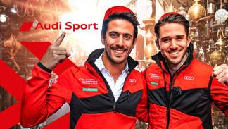 Formula E Marrakech   Audi Sport