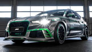 ABT Audi RS6-E   ABT Lifestyle