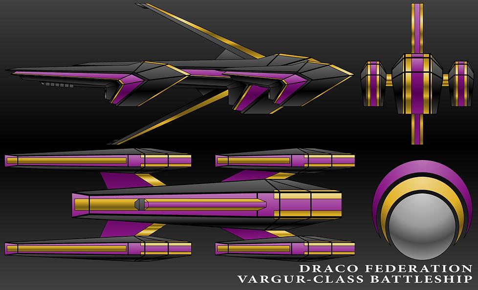 Vargur Battleship